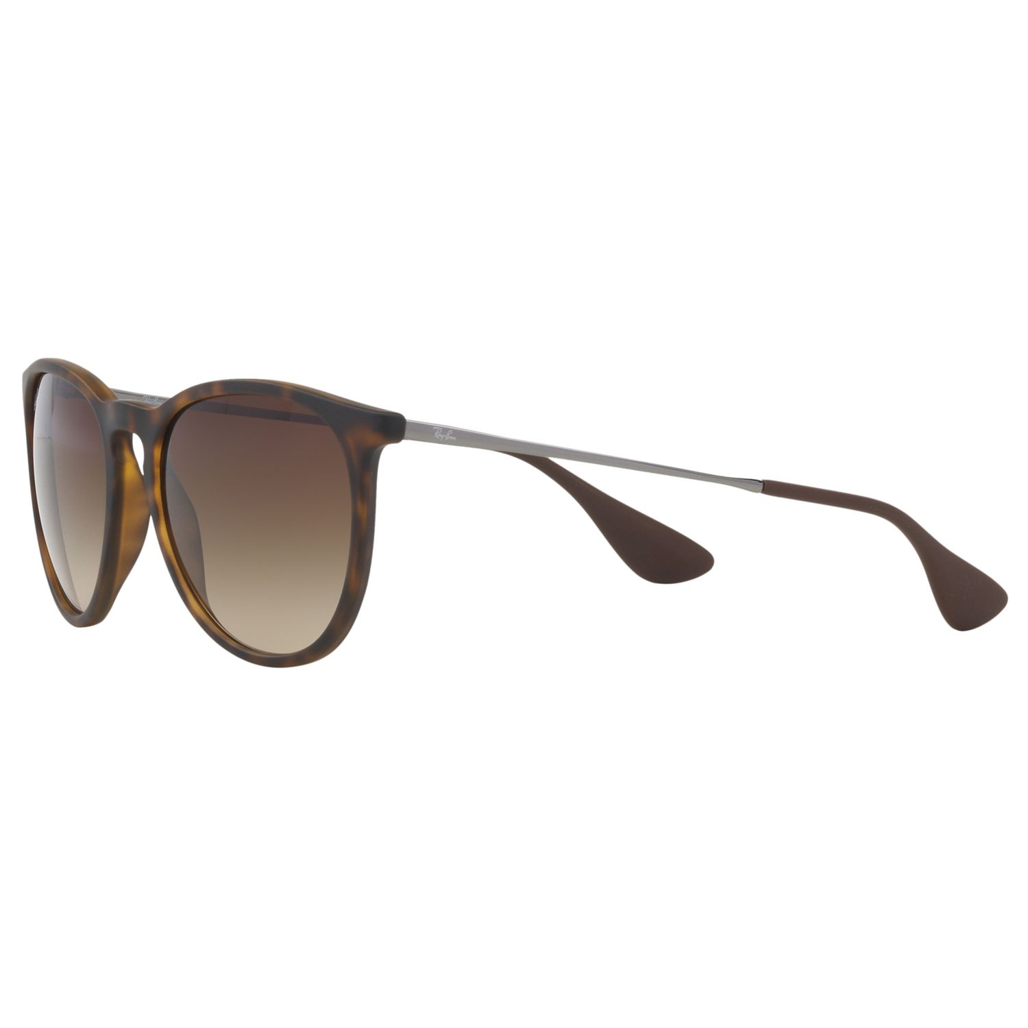 Ray-ban Ray-Ban RB4171 Women's Erica Sunglasses, Havana/Brown Gradient