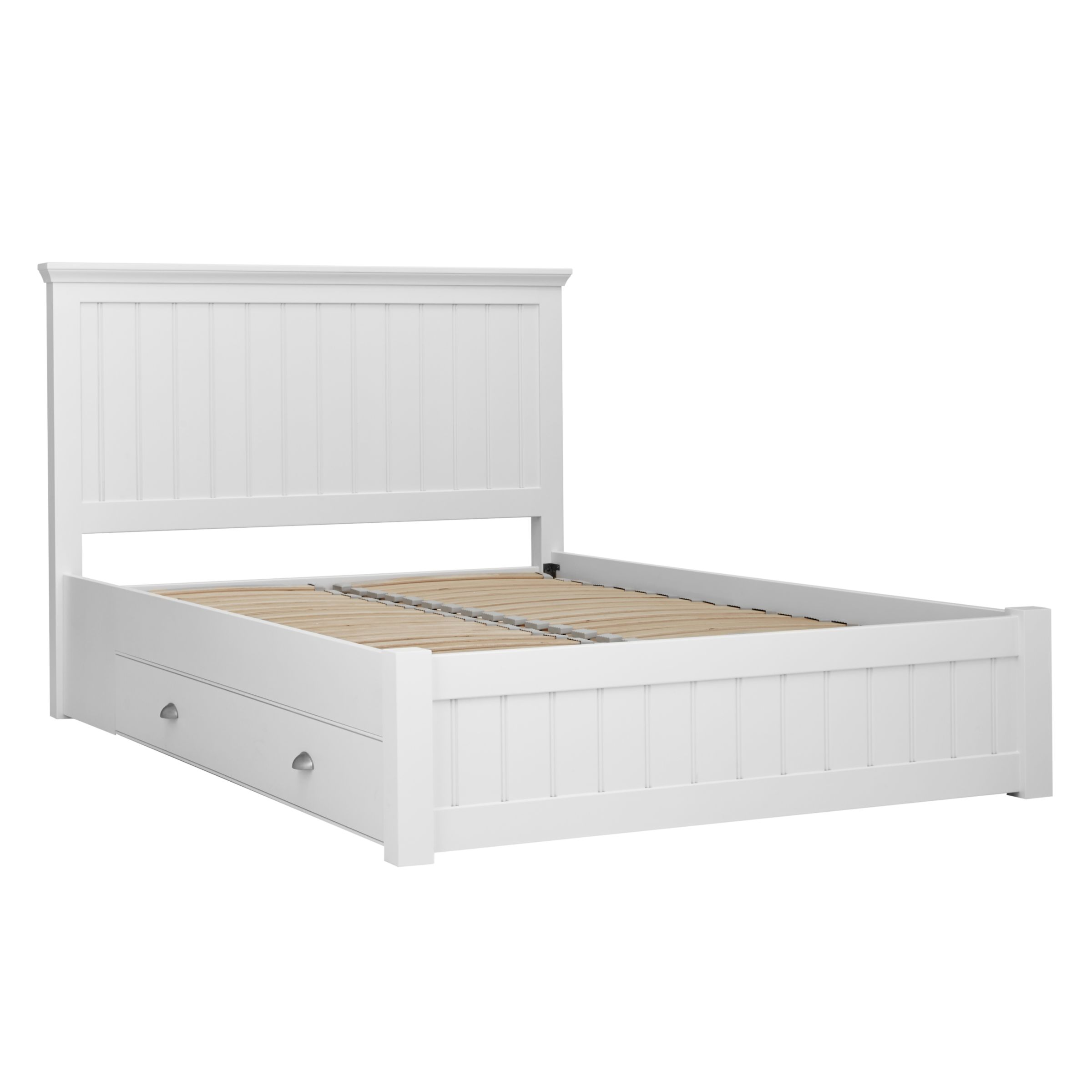 Picture of: John Lewis Helston Storage Bed Double At John Lewis Partners