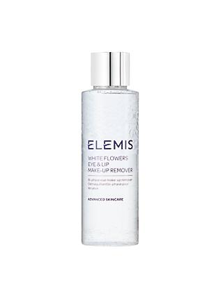 Elemis White Flowers Eye And Lip Makeup Remover, 125ml