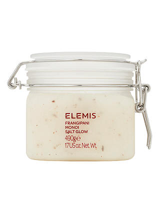Buy Elemis Frangipani Monoi Salt Glow, 480g Online at johnlewis.com