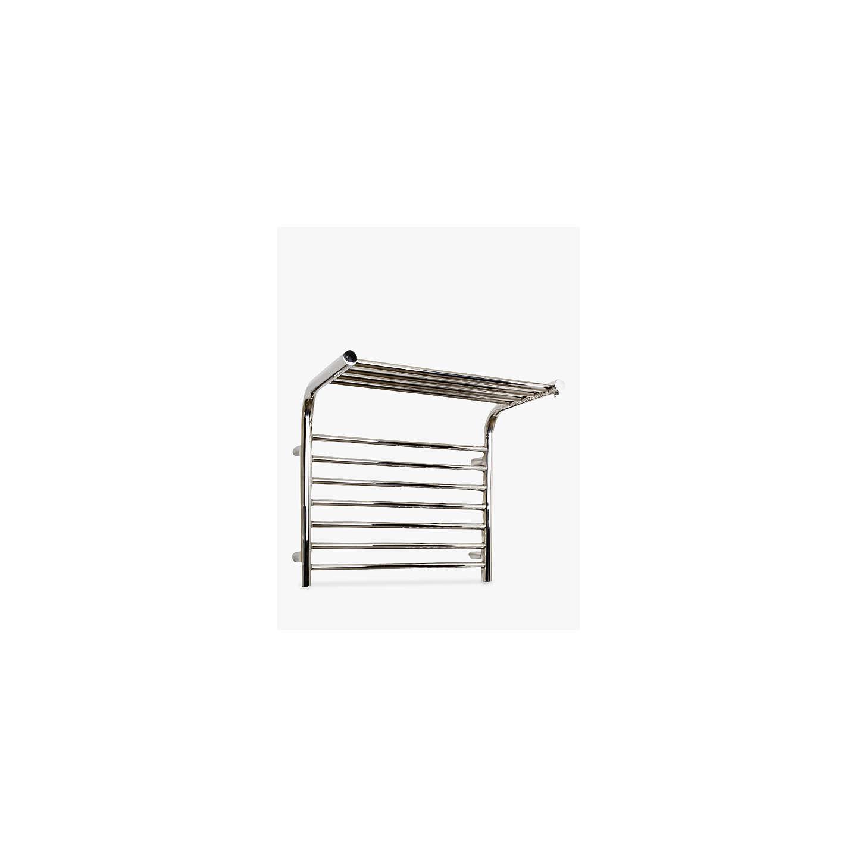john lewis lunan adjustable electric heated towel rail at. Black Bedroom Furniture Sets. Home Design Ideas