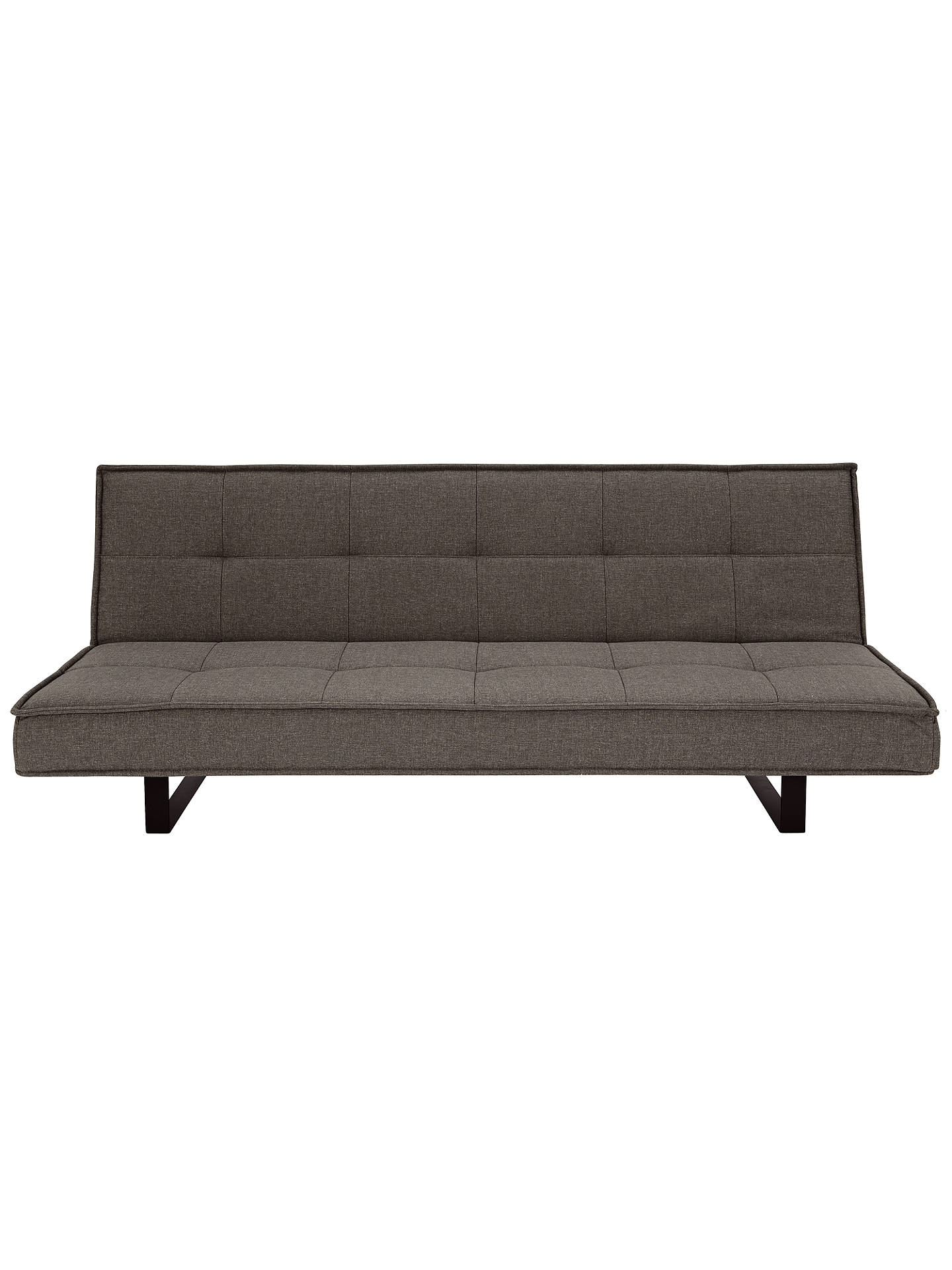 Buy House by John Lewis Napa Sofa Bed, Charcoal Online at johnlewis.com