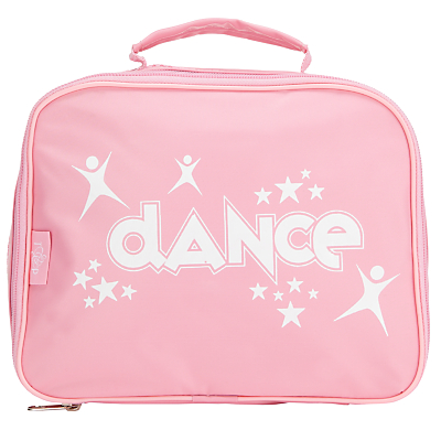 Tappers and Pointers Soft Vanity Bag, Pink