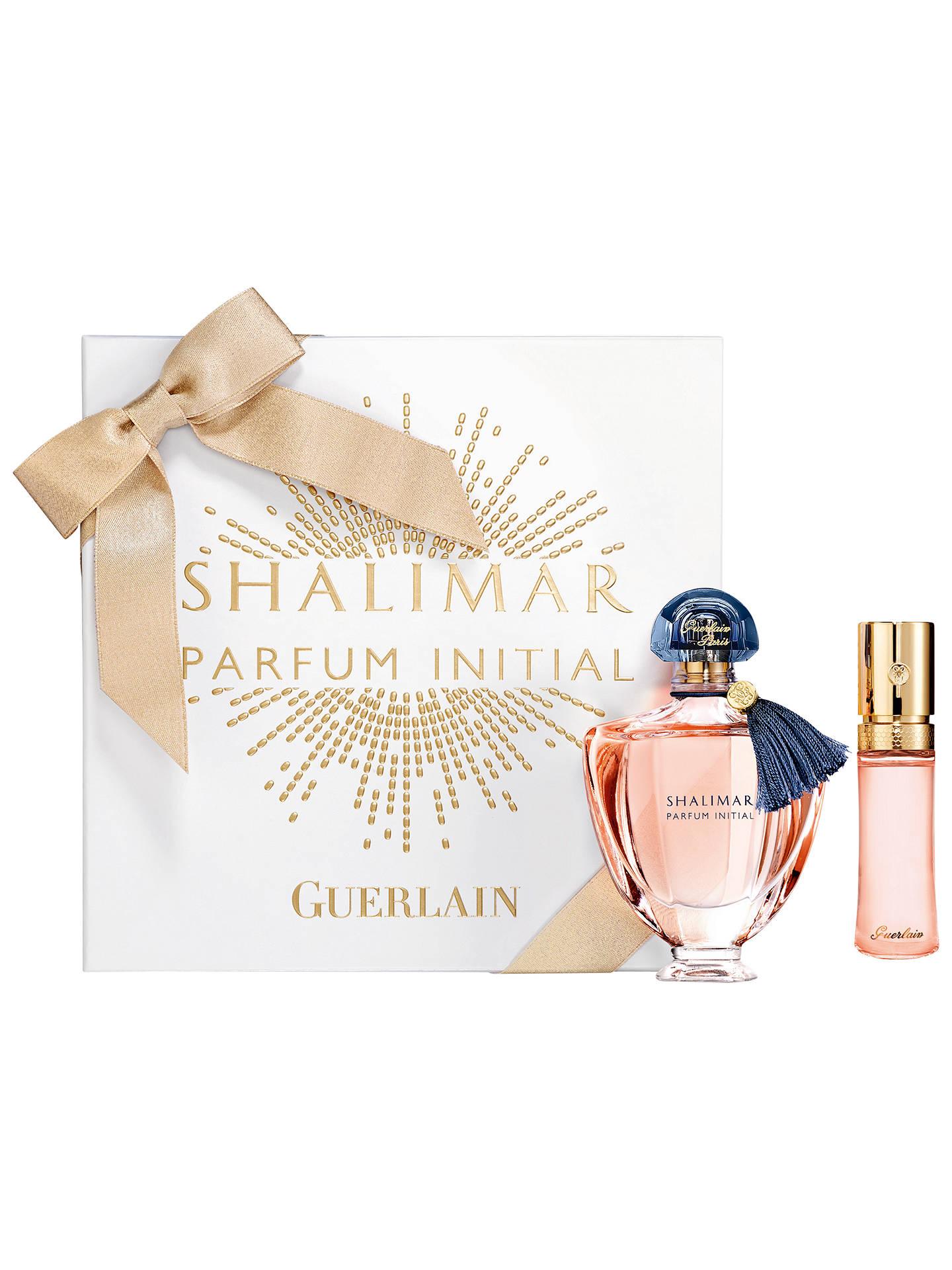 Initial At Guerlain Parfum Eau Gift Shalimar Set40ml De bfyvY7g6