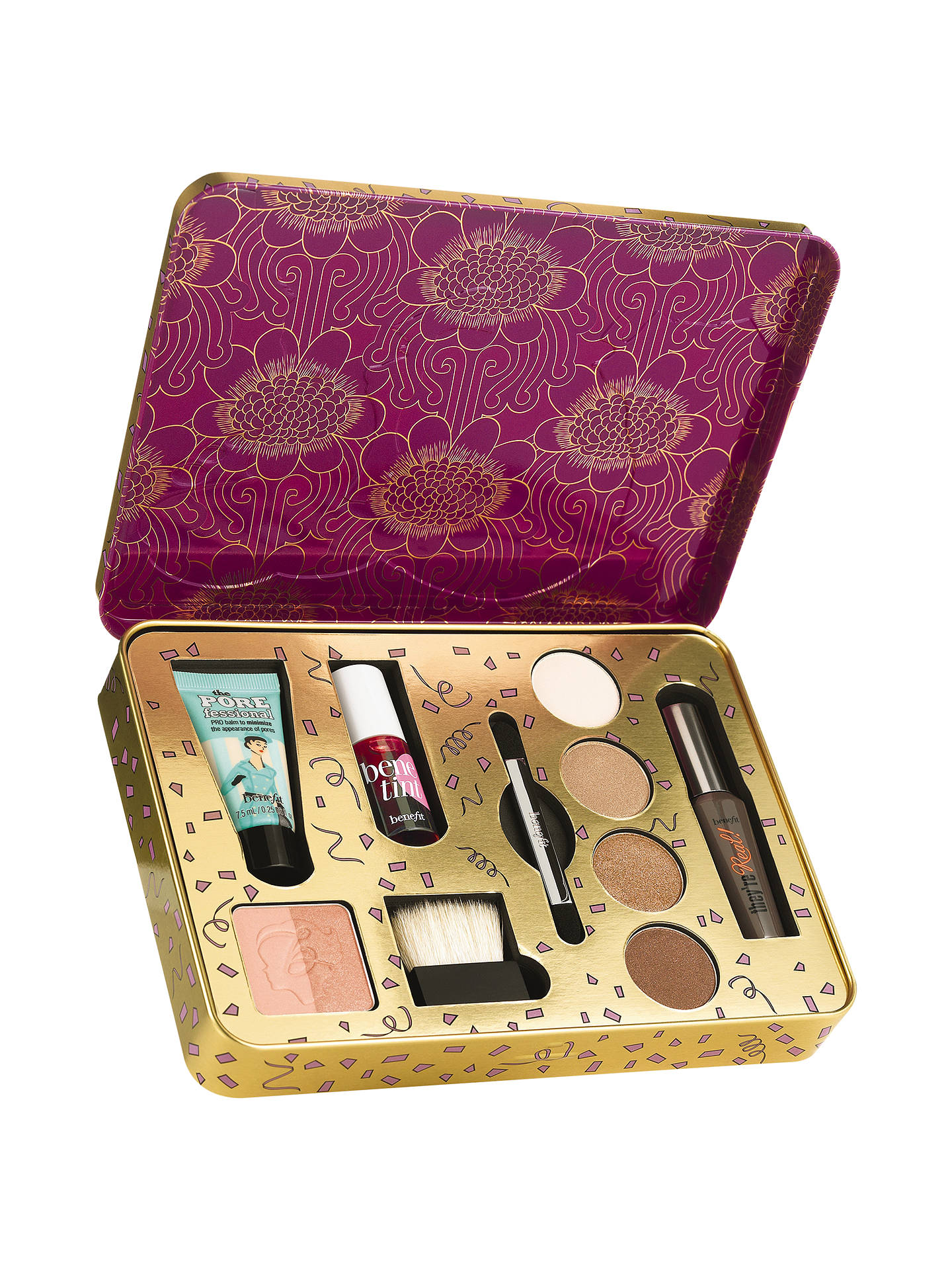 Benefit Groovy Kind-a-Luv Makeup Box Set