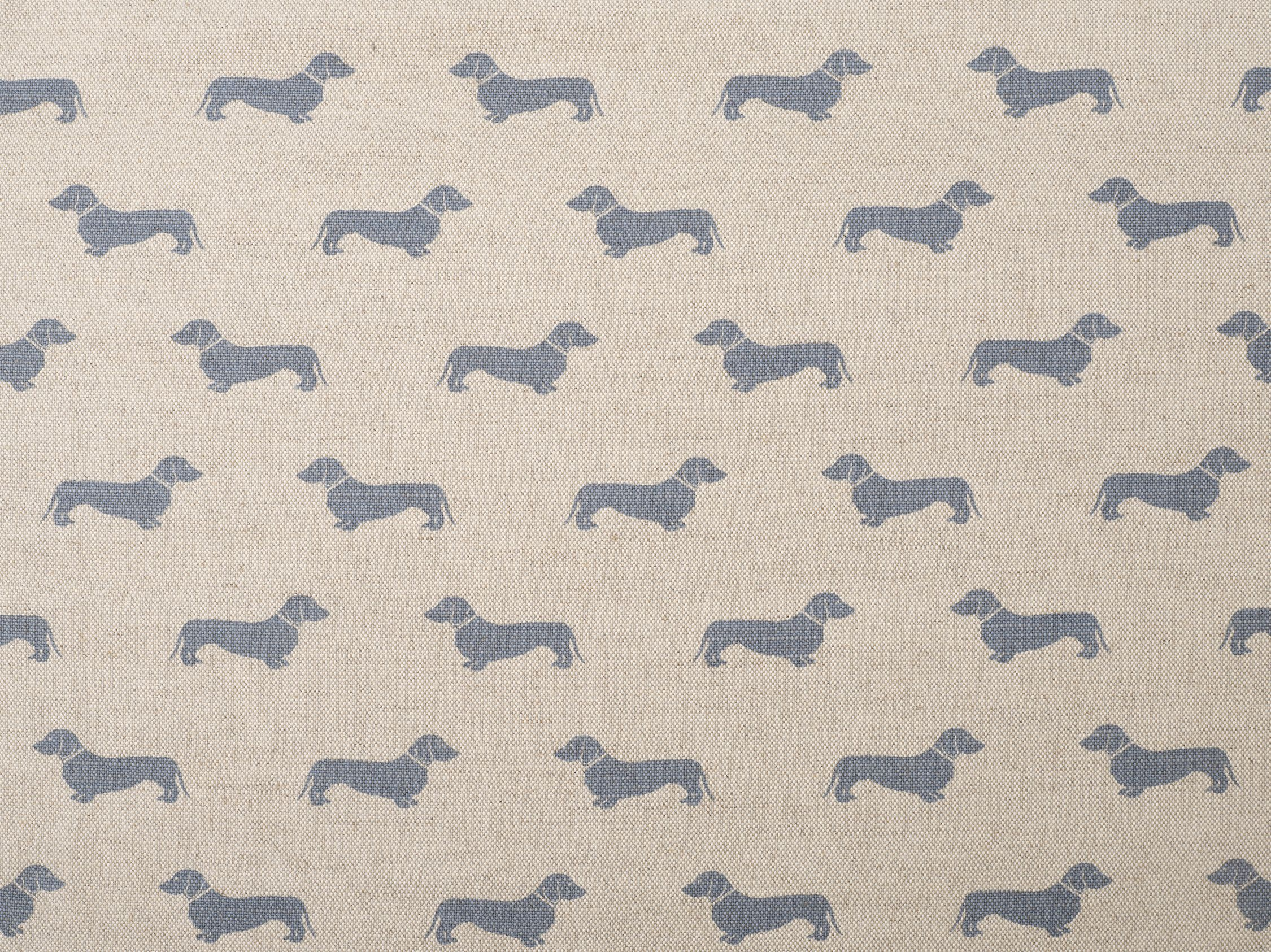 emily bond dachshund bedding