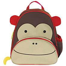 Buy Skip Hop Zoo Pack, Monkey Online at johnlewis.com