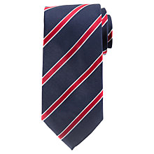 Buy John Lewis Regimental Stripe Tie Online at johnlewis.com