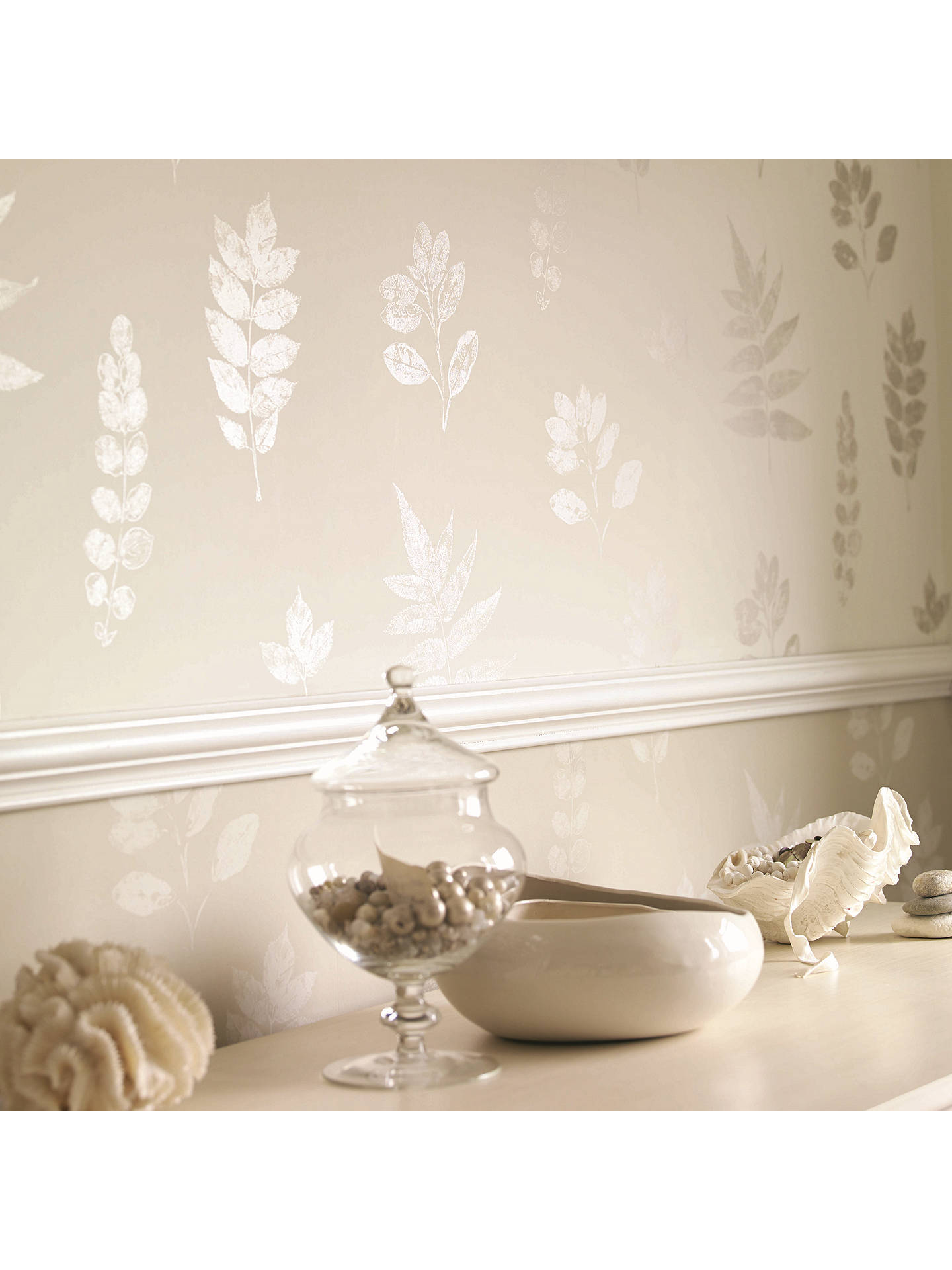 BuySanderson Laurel Paste the Wall Wallpaper, DMAD212852 Online at johnlewis.com