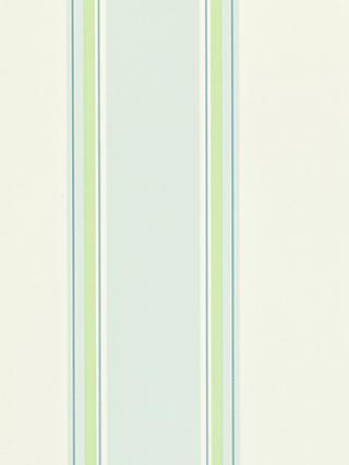 Stripe Sanderson Wallpaper John Lewis Partners