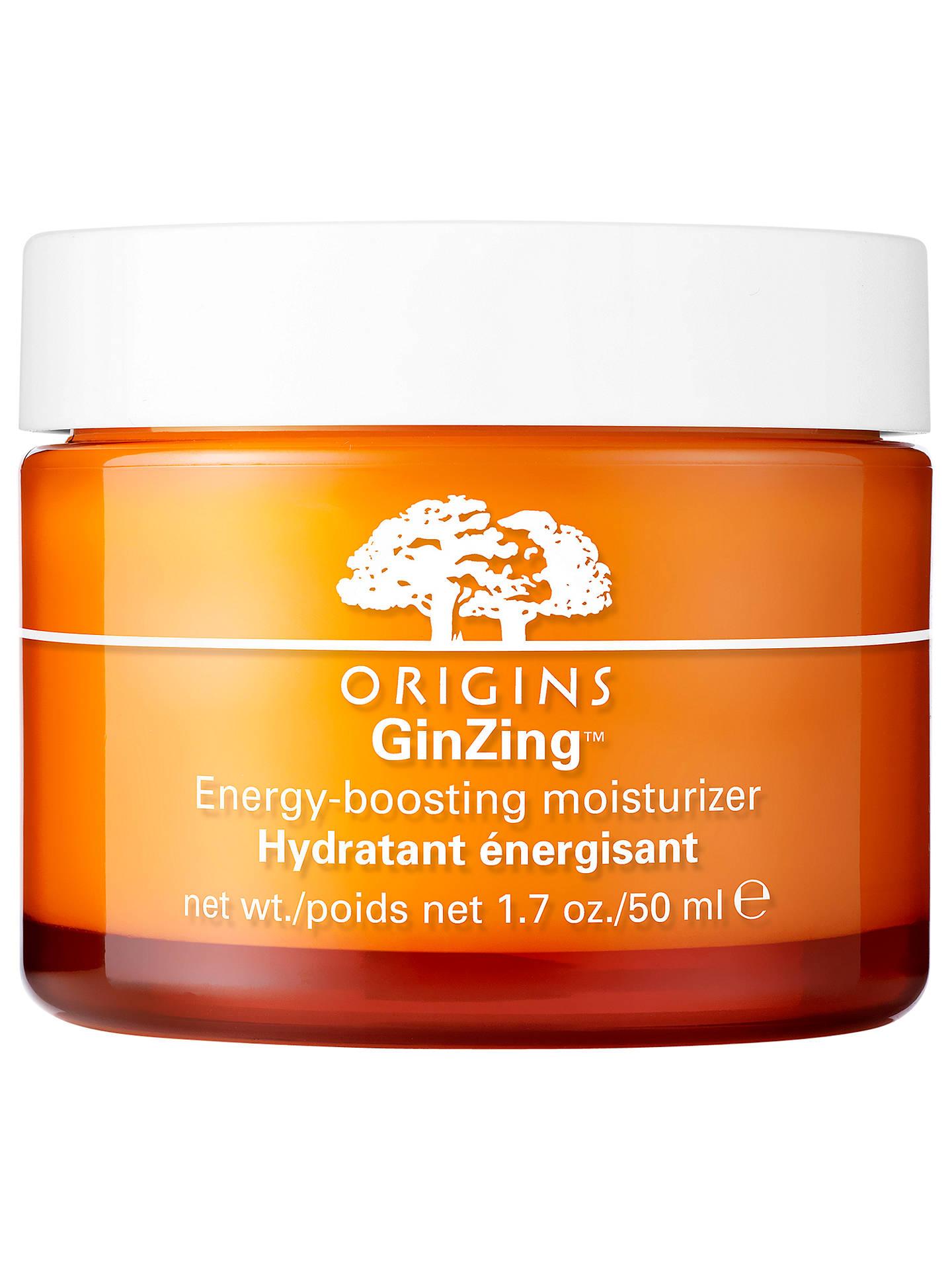 origins ginzing face cream