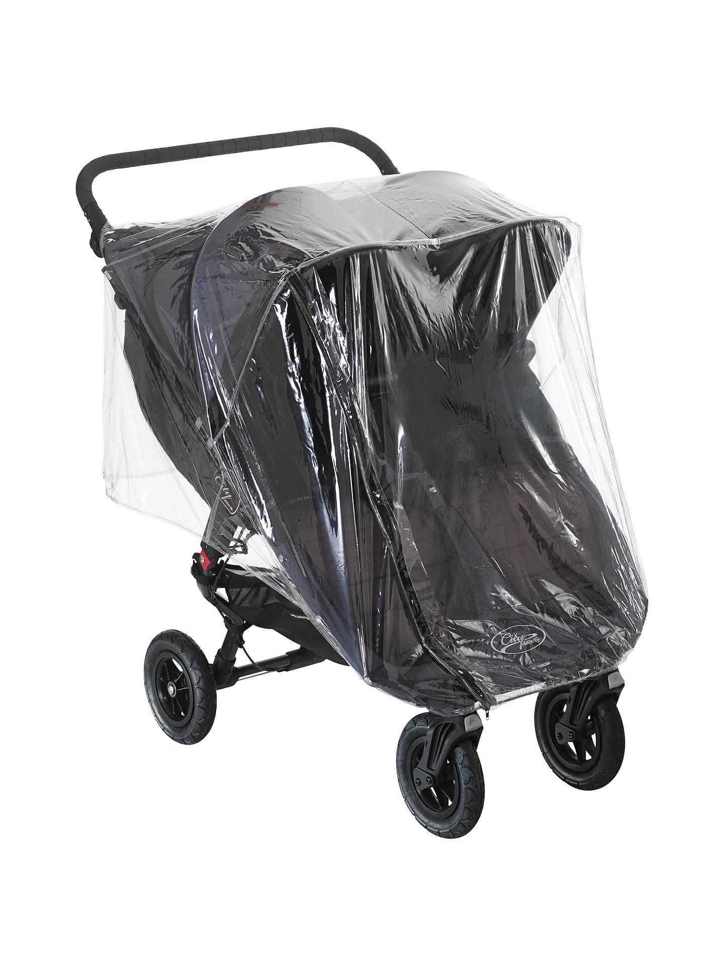 Baby Jogger City Mini City Mini Gt Raincover At John Lewis