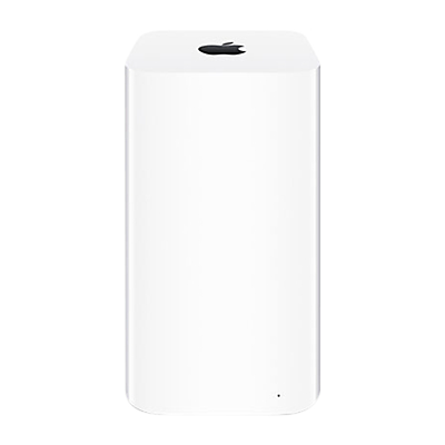 Apple AirPort Time Capsule, Network Attached Storage Drive for Mac & Wi-Fi Base Station, 3TB