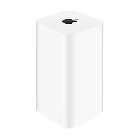 Buy Apple AirPort Time Capsule, Network Attached Storage Drive for Mac & Wi-Fi Base Station, 2TB Online at johnlewis.com