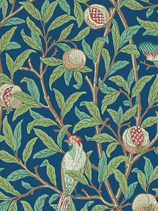 Morris & Co. Bird and Pomegranate Wallpaper