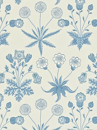 Morris & Co. Bird Daisy Wallpaper