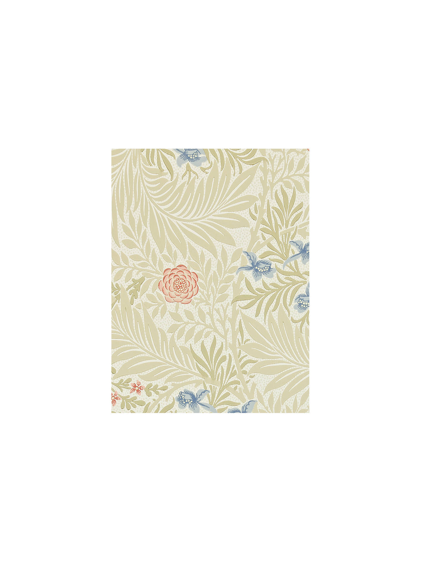 Bird Larkspur Wallpaper, 212557 Online at johnlewis.com