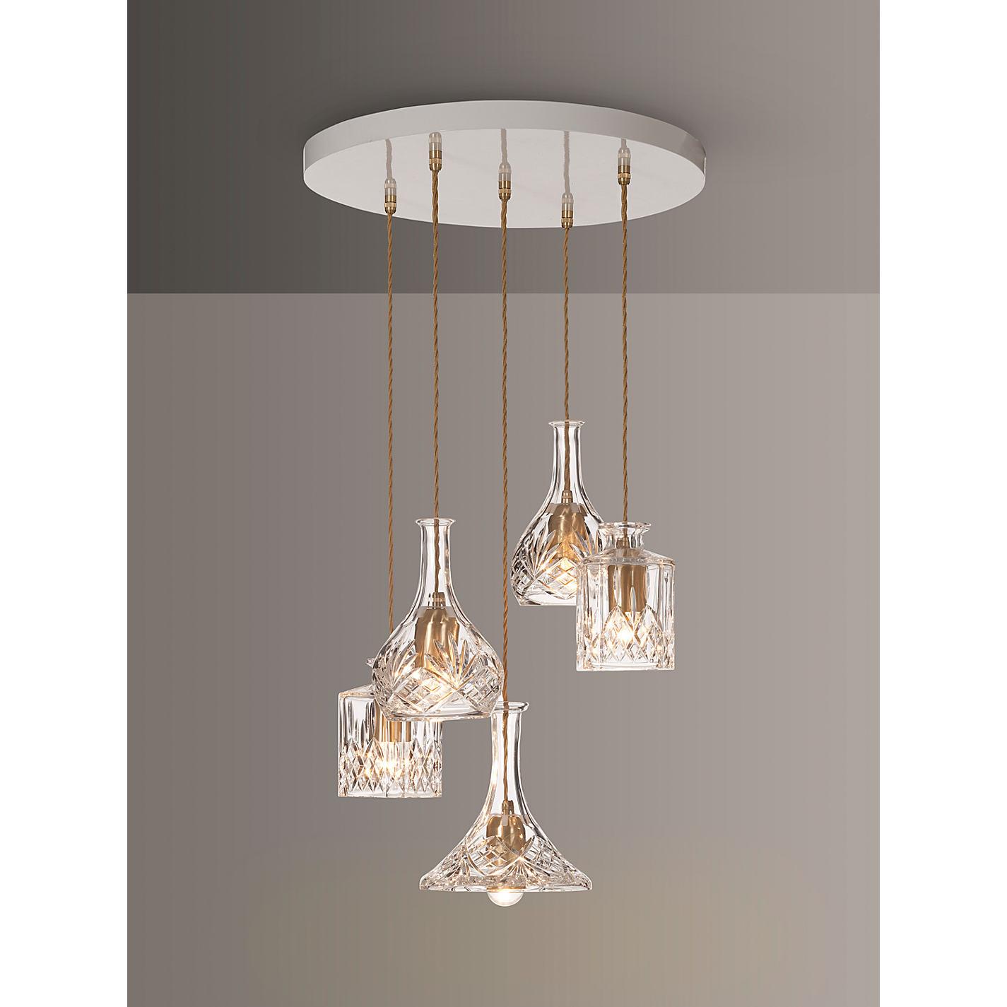 Mesmerizing 25 bathroom chandeliers john lewis design inspiration bathroom chandeliers john lewis buy lee broom decanter chandelier john lewis arubaitofo Gallery