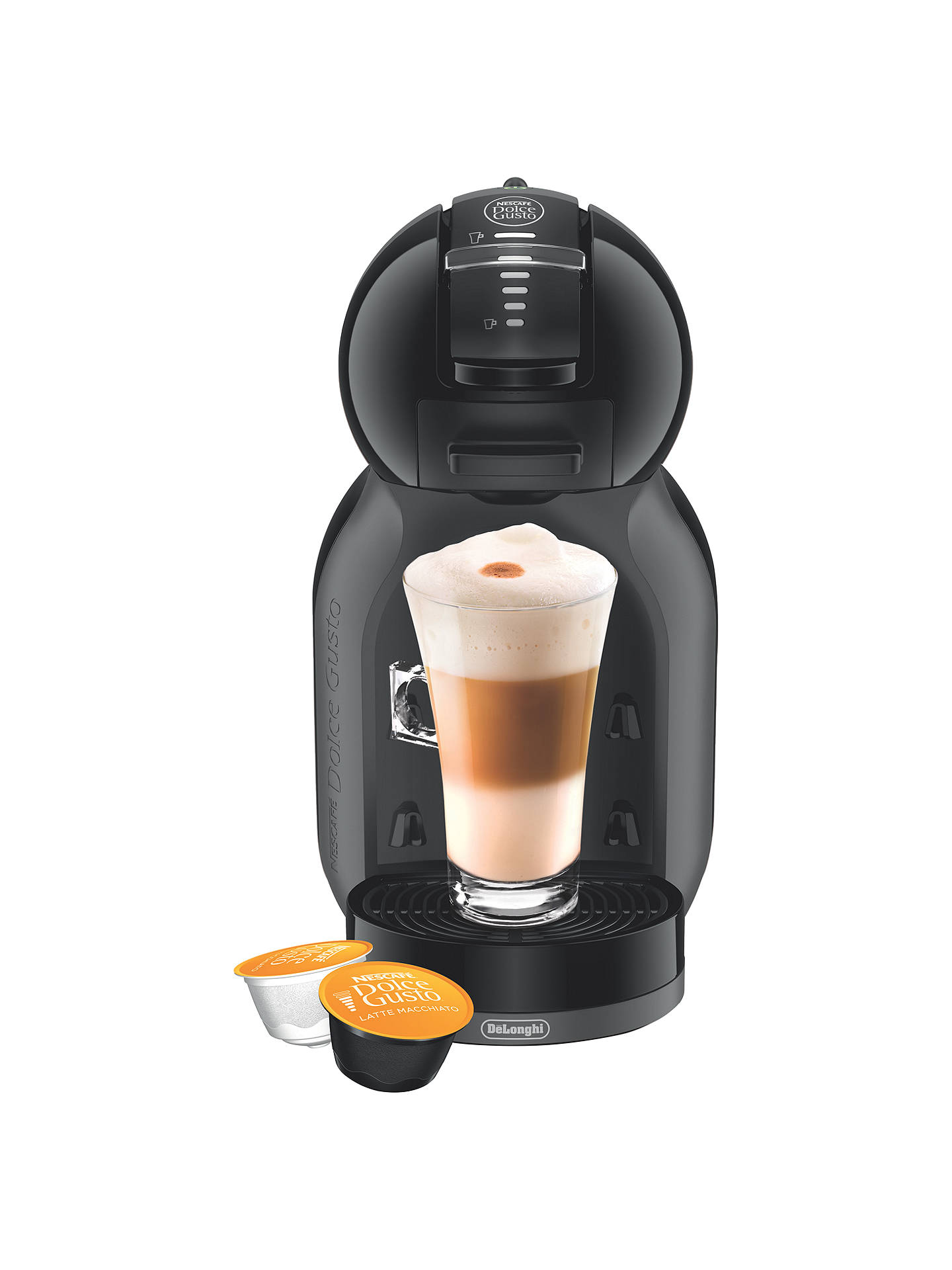 nescaf dolce gusto mini me automatic by de longhi. Black Bedroom Furniture Sets. Home Design Ideas
