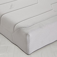 Buy Tempur Sensation Deluxe 22 Memory Foam Mattress, Medium, Single Online at johnlewis.com