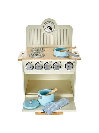 Buy John Lewis & Partners Wooden Mini Kitchen Online at johnlewis.com