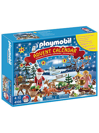 Buy Playmobil Winter Wonderland Advent Calendar Online at johnlewis.com