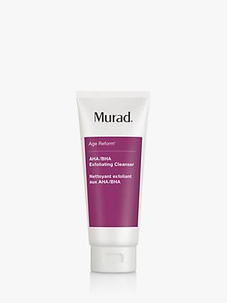 Murad AHA/BHA Exfoliating Cleanser, 200ml
