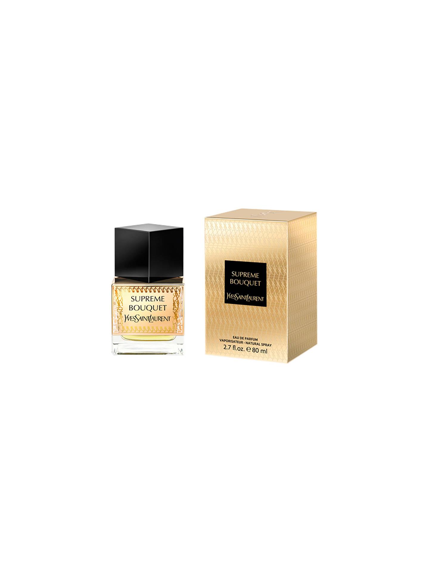 998588cb844f View All Women's Fragrance. Buy Yves Saint Laurent Supreme Bouquet Eau de  Parfum, 80ml Online at johnlewis.com
