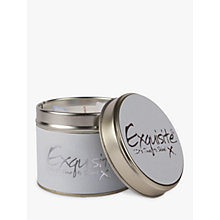 Buy Lily-Flame Exquisite Scented Candle Tin Online at johnlewis.com