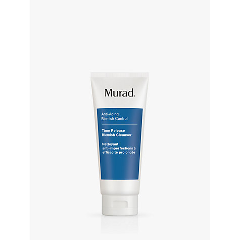 Buy Murad Time Release Blemish Cleanser, 200ml Online at johnlewis.com
