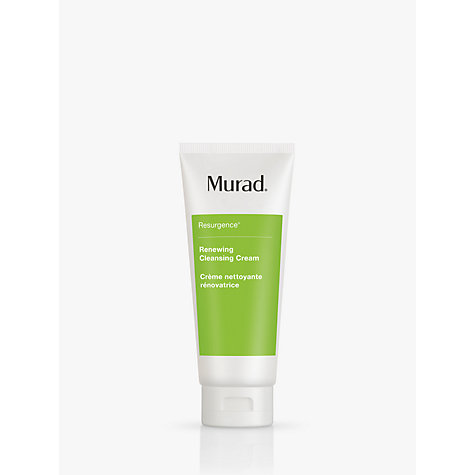 Buy Murad Renewing Cleansing Cream, 200ml Online at johnlewis.com