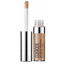 Buy Clinique All About Shadow Eye Primer Online at johnlewis.com