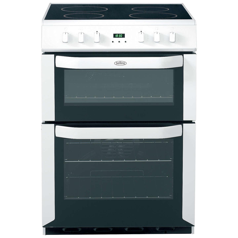 belling fse60dop electric cooker white at john lewis rh johnlewis com Belling Cookers UK Aga Oven