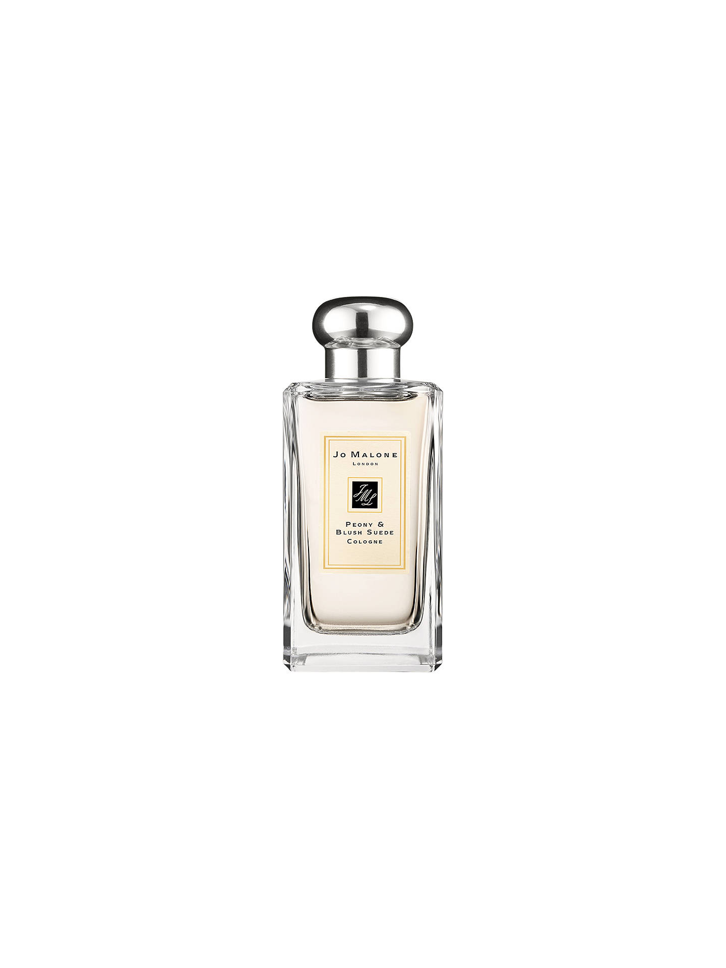 Buy Jo Malone London Peony & Blush Suede Cologne, 100ml Online at johnlewis.com