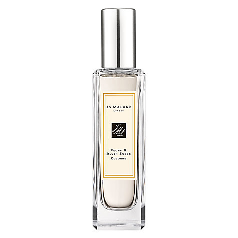 Buy Jo Malone London Peony & Blush Suede Cologne Online at johnlewis.com