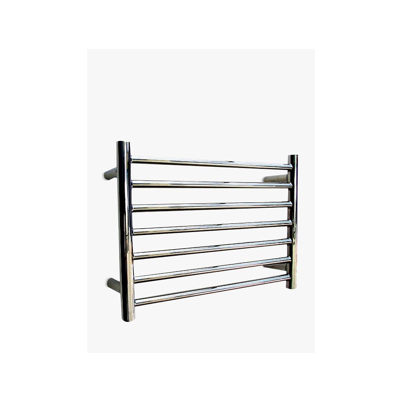 john lewis holkham central heated towel rail and valves. Black Bedroom Furniture Sets. Home Design Ideas