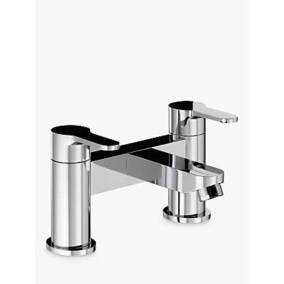 Image of Abode Debut Deck Mounted Bathroom Filler Tap