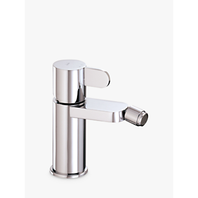 Image of Abode Bliss Monobloc Bidet Mixer Bathroom Tap with Pop-up Waste