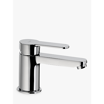 Image of Abode Debut Basin Monobloc Mixer Bathroom Tap, Chrome