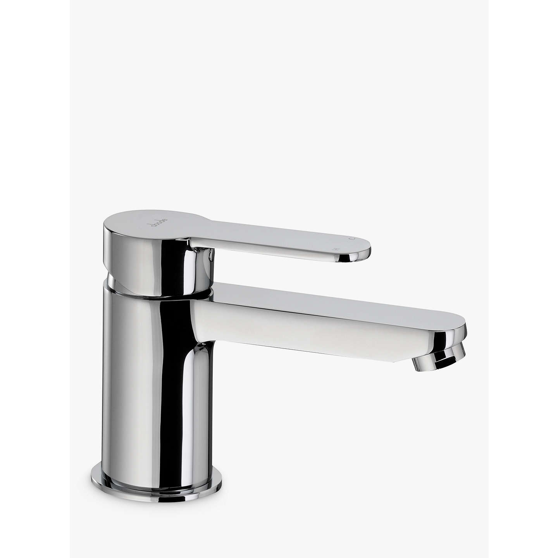 Abode Debut Basin Monobloc Mixer Bathroom Tap, Chrome at John Lewis