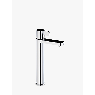 Image of Abode Bliss Tall Monobloc Basin Mixer Bathroom Tap