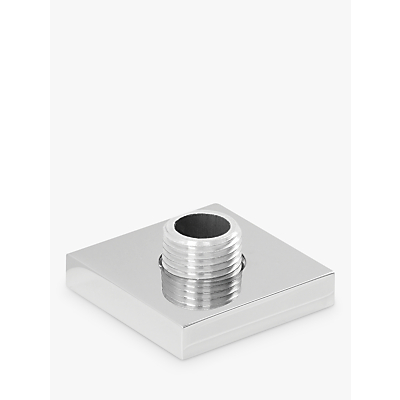Image of Abode Euphoria Deck Mounted Shower Outlet, Square
