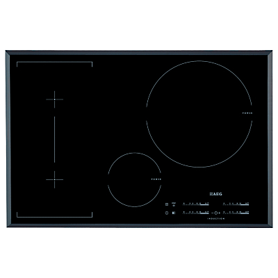 AEG HK854320FB Induction Hob Black