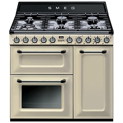 Image of Smeg Victoria Dual Fuel Range Cooker