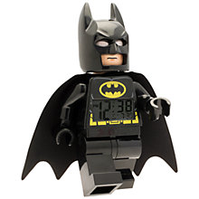 Buy LEGO Batman Clock Online at johnlewis.com