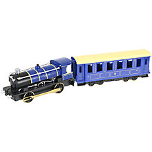 Buy John Lewis Train, Blue Online at johnlewis.com