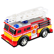 Buy John Lewis Small Fire Engine Online at johnlewis.com