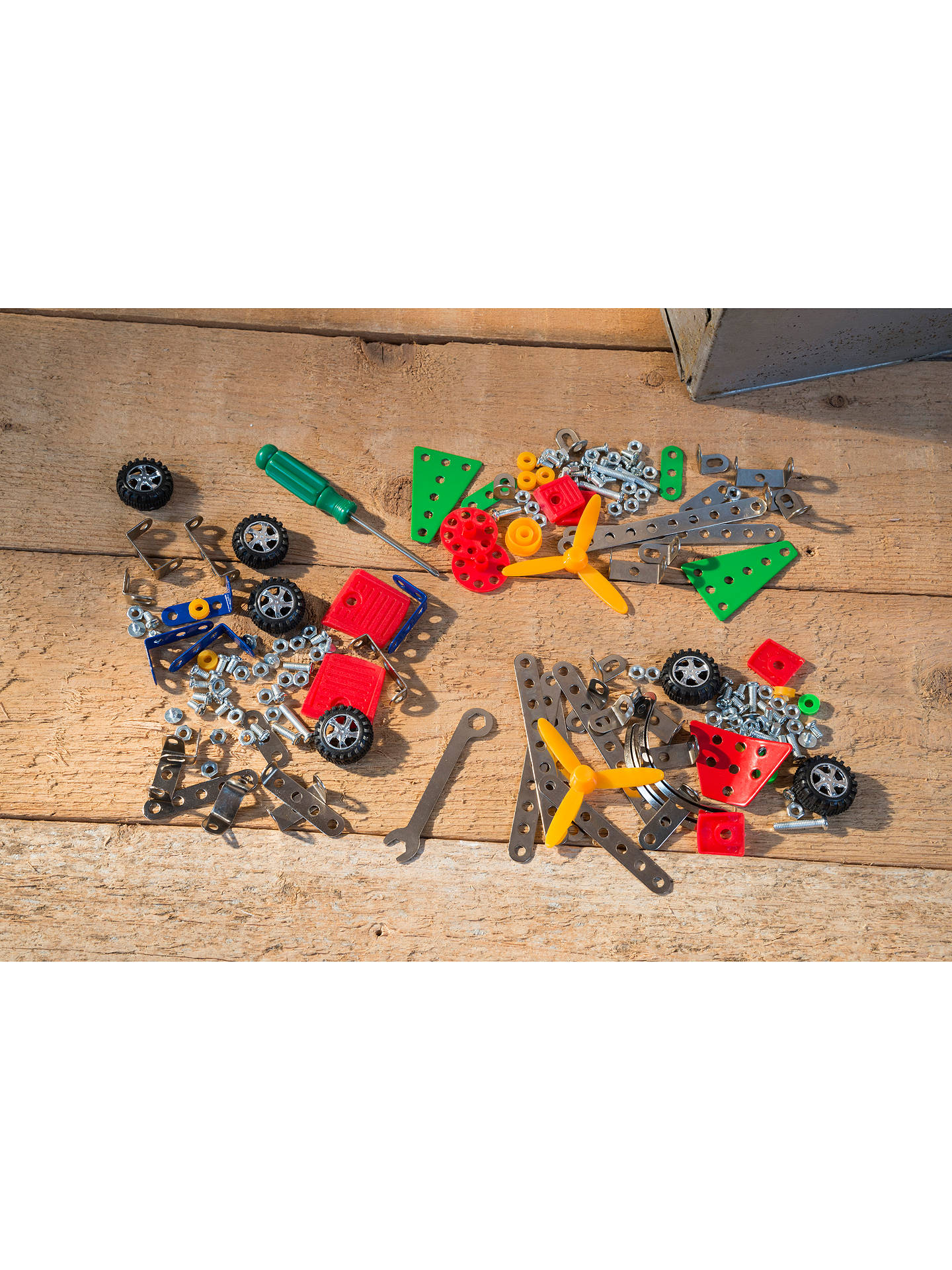Car Building Kit Mini Blocks Set **FREE DELIVERY Apples To Pears Gift In a Tin