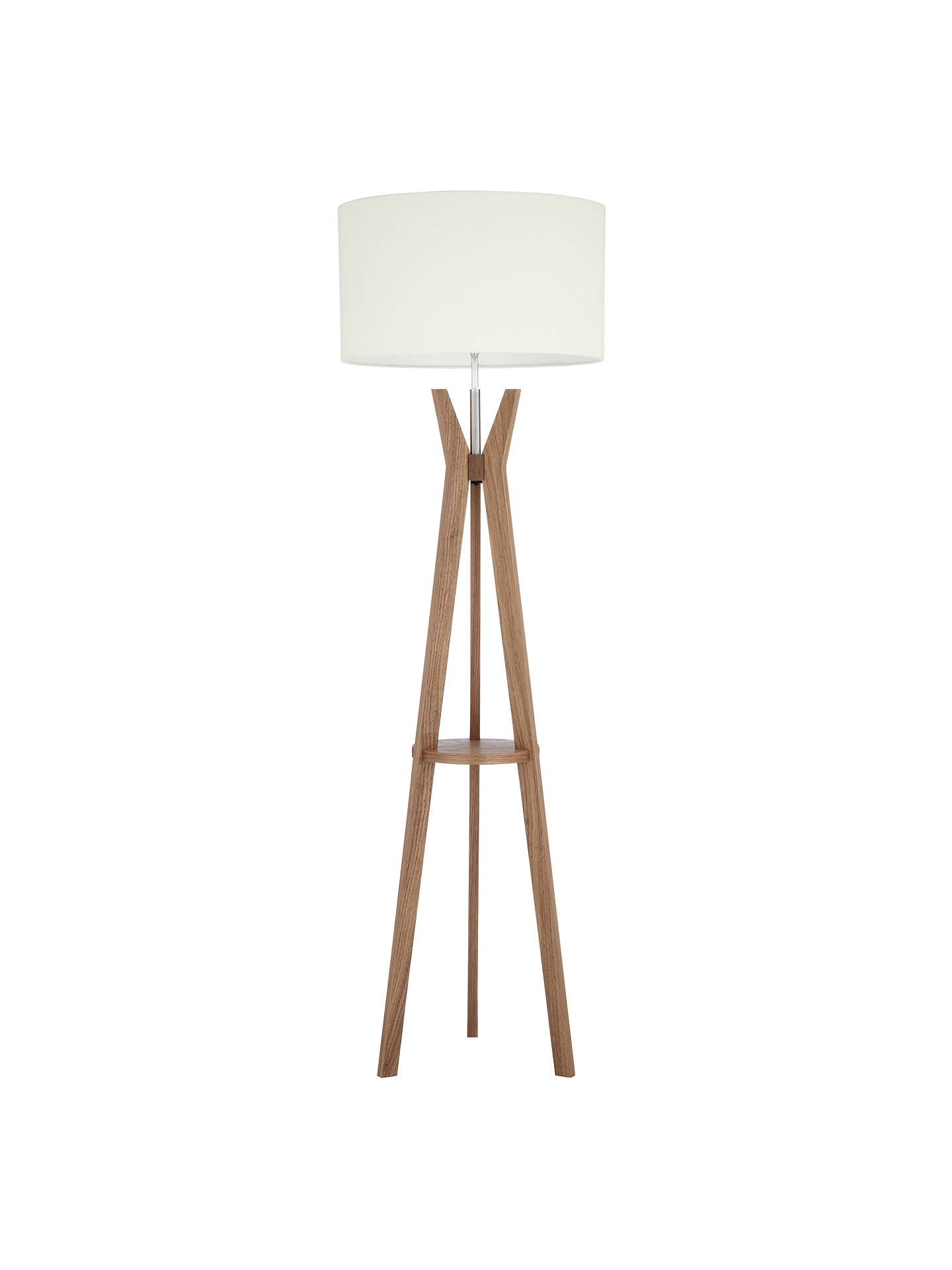 Buy Trafalgar Tripod Floor Lamp Online at johnlewis.com