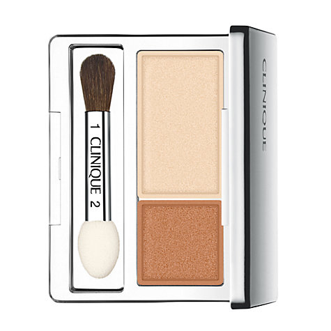 Buy Clinique All About Shadow Duos Online at johnlewis.com